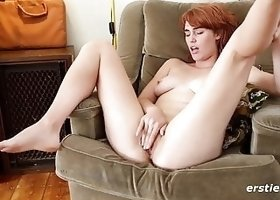 All Natural Redhead Molly Left us Speechless - Ersties
