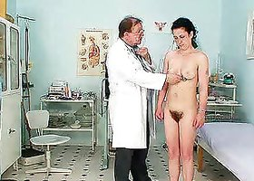 Cute Mature Lady Gets Touched By A Dirty Doctor In The Hospital