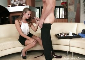 Jillian Janson Johnny Sins in Naughty Rich