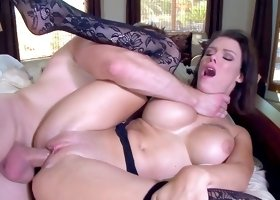 Big ass Peta Jensen fucked in the pussy very hard