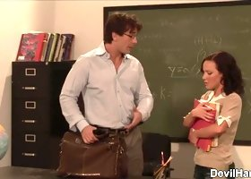 Katie St Ives in The Teacher Volume 04, Scene #02 - SweetSinner