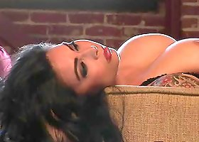 Exclusive behind the scenes with Tera Patrick