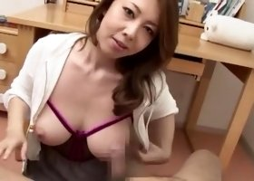 Best Japanese whore Yumi Kazama, Homami Takasaka, Ryoko Murakami in Horny Blowjob, Wife JAV scene