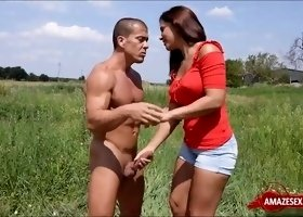 Female Friendly Romantic Outdoor Sex