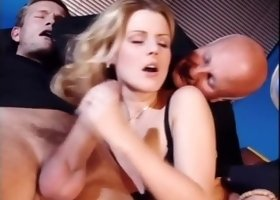 Best pornstar Sandra Sunrise in crazy facial, anal porn movie