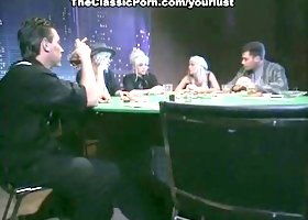 Jenna Jameson, Jill Kelly and Kaitlyn Ashley gonna be fucked on poker table