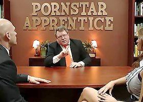 Madelyn Marie Makes Good Business in the Pornstar Apprentice
