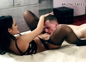 Angie Moon Clips - Brutal-Facesitting